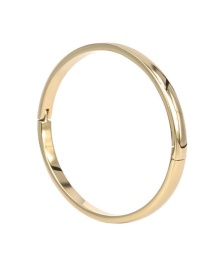 KLARA BANGLE SKINY GOLD