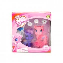 PONY SET w ACCESSORIES 6pcs