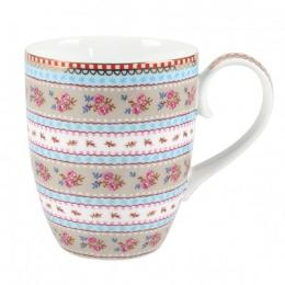 PIP MUG LARGE RIBBON KHAKI