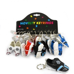 KEYRING FOOTBALL SHOE
