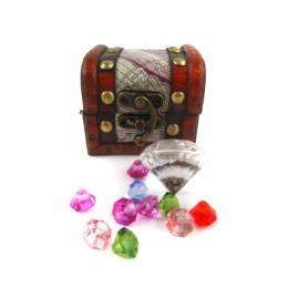 PIRATE CHEST DIAMONDS