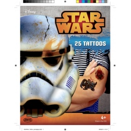 STARWARS TATTOOS