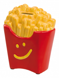 FRENCH FRIES MONEYBOX