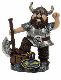 VIKING WITH AXE