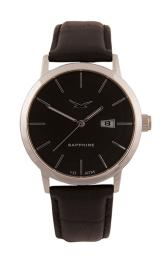 GUL PICCADILLY BLACK LEATHER
