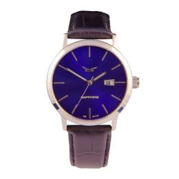 GUL PICCADILLY BLUE LEATHER