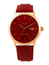 GUL PICCADILLY BURGUNDY ROSÉ LEATHER