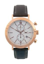 GUL PIMLICO II CHRONO ROSÉ WHITE LEATHER