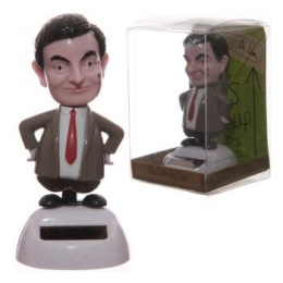 SOLCELLSFIGUR MR BEAN
