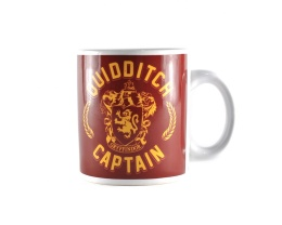 HARRY POTTER MUGG QUIDDITCH