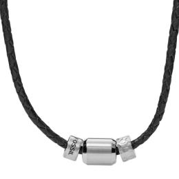 FOSSIL NECKLACE MEN