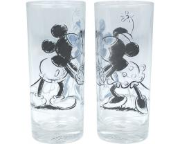 GLAS SET KISSING