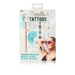 METALLIC TATTOOS TURKOS