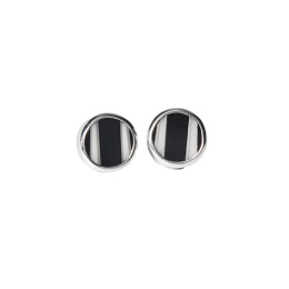 SÄGEN PINSTRIPE EARRINGS