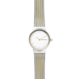 SKAGEN STAINLESS STEEL GOLD MESH