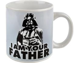 KERAMIKMUGG I AM YOUR FATHER