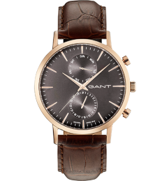 GANT PARK HILL DAY/DATE ROSE GOLD