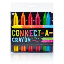 CONNECT A CRAYON