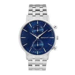 GANT PARK HILL DAY/DATE BLUE METAL