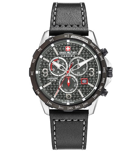 SWISS MILITARY ACE CHRONO GENT STRAP