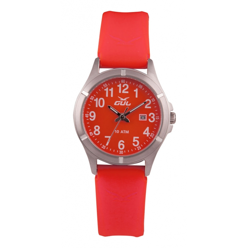 GUL SURF 32 SILICONE RED