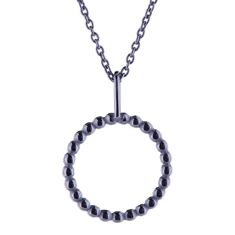 NORDAHL NECKLACE BLACK