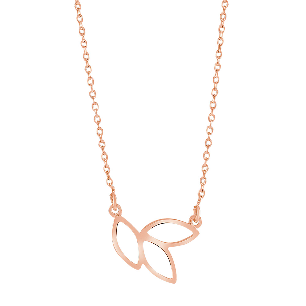 NORDAHL NECKLACE ROSE