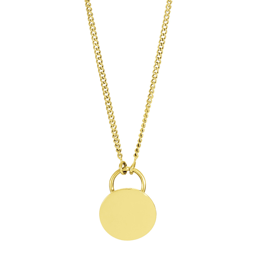 NORDAHL NECKLACE GOLD