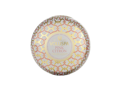 VOLUSPA PINK CITRON