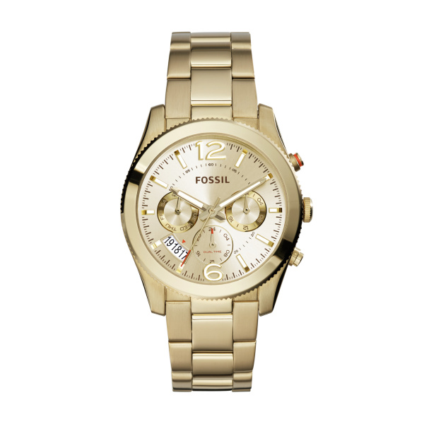 FOSSIL PERFECT BOYFRIEND GOLD