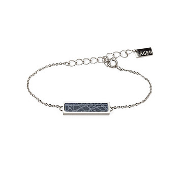 SÄGEN VIRRVARR RECTANGLE BRACELET