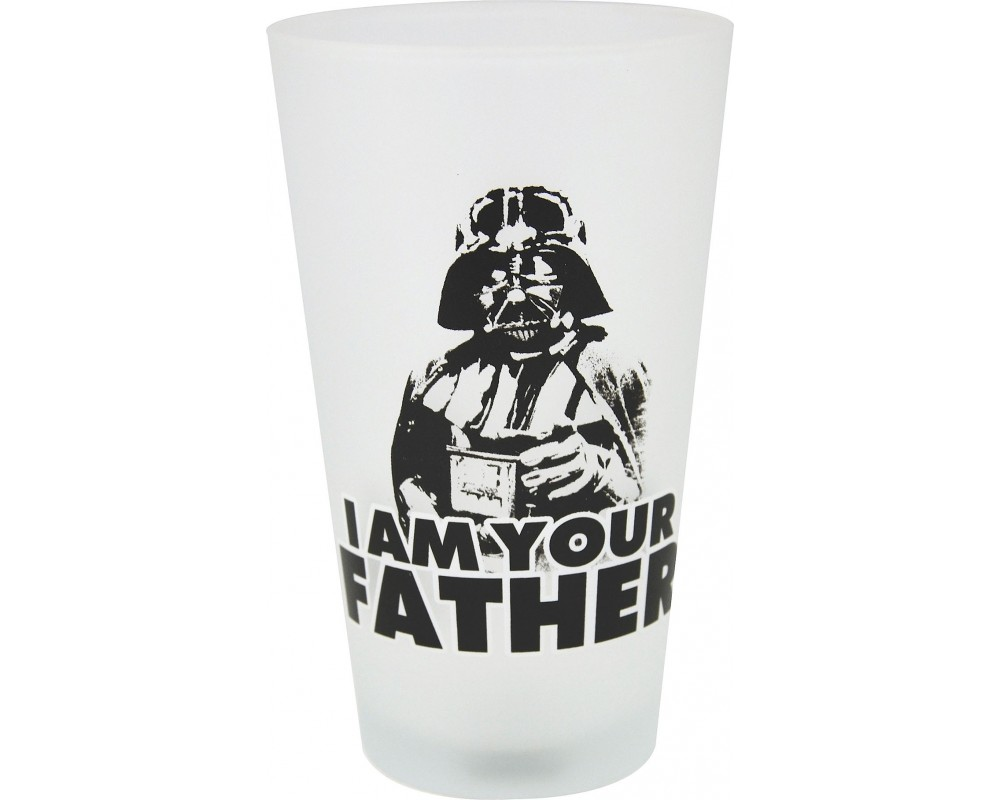 GLAS I AM YOUR FATHER