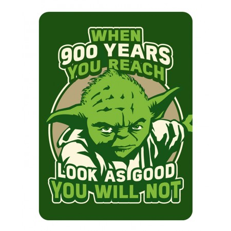 MAGNET STAR WARS 900 YEARS