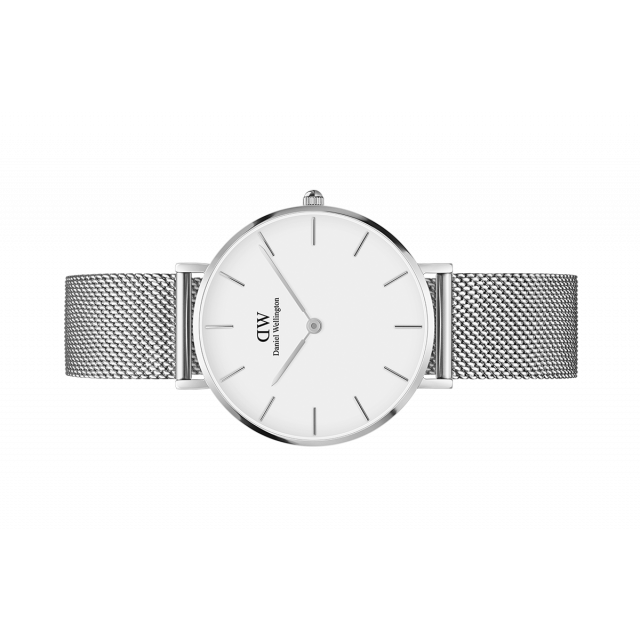 DW CLASSIC PETITE STERLING WHITE 32 MM