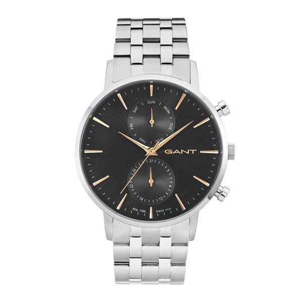 GANT PARK HILL II DAY/DATE GREY METAL