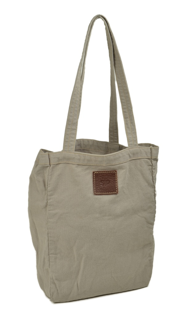 ALABAMA BAG, LIGHT GREY