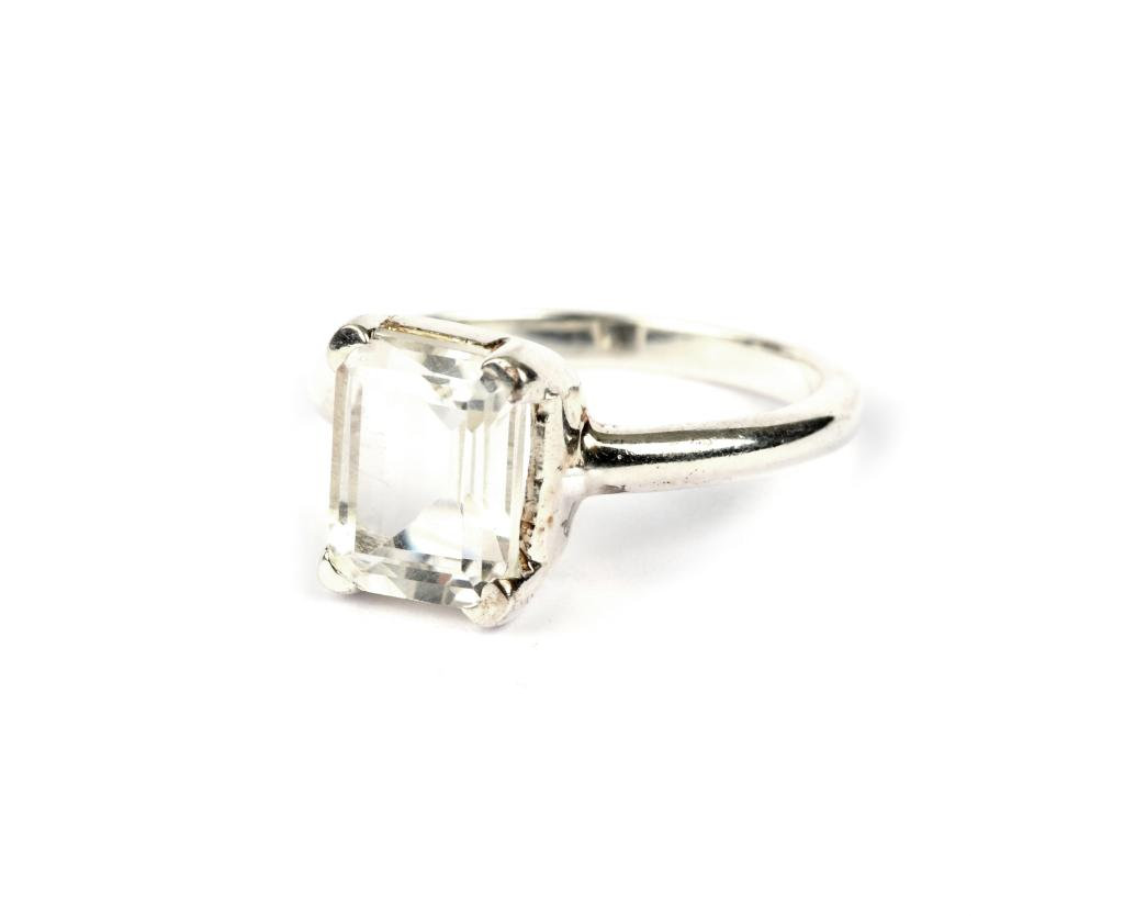 LITTLE GRACE RING CRYSTAL S