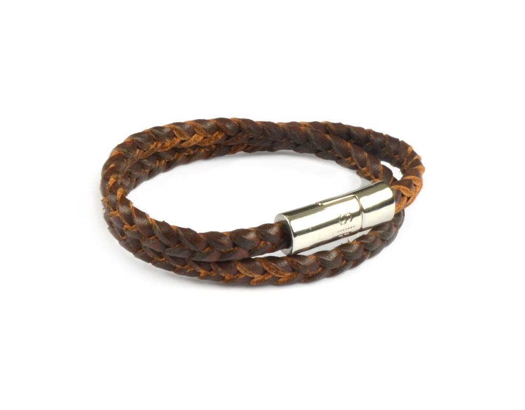 RICK BRACELET BROWN