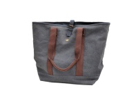 BOSTON SHOPPER, DARK GREY