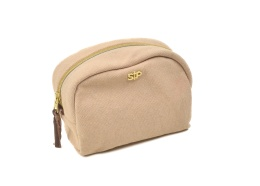 MIDI TOILETRY BAG DUSTY PINK