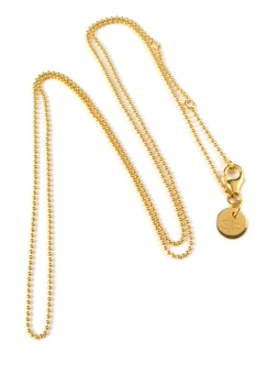ADORABLE CHAIN LONG GOLD