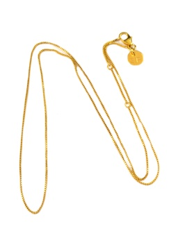 ADORABLE CHAIN MEDIUM GOLD