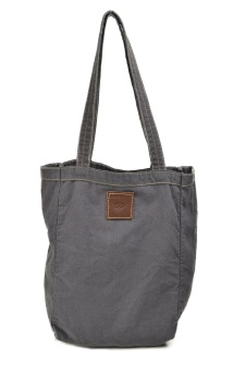 ALABAMA BAG, DARK GREY