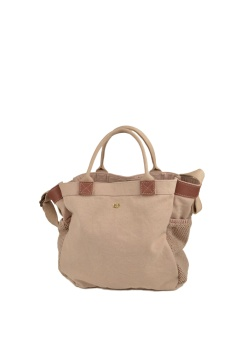 ASHLEY TOTE BAG, DUSTY PINK