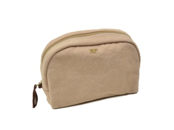 BIG TOILETRY BAG, DUSTY PINK