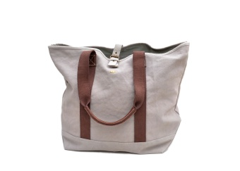 BOSTON SHOPPER LIGHT GREY