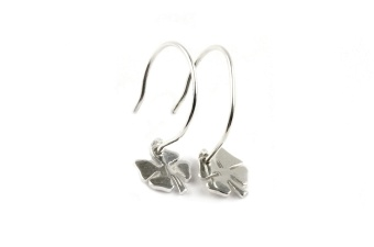 BRING ME LUCK EARRINGS SILVER