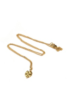BRING ME LUCK NECKLACE GOLD