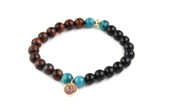 CHRIS HEALING BRACELET TIGER EYE