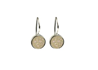 FRANCES DRUZY EARRINGS SILVER MOON